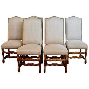 a close up of furniture
